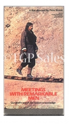 Meetings With Remarkable Men [VHS] (1978)