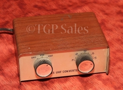 RMS UHF to VHF converter - Vintage circa 1967