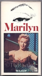 Marilyn Monroe - Bus Stop (collectible VHS tape)