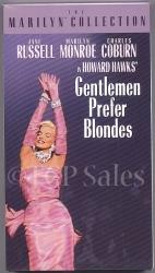 Marilyn Monroe - Gentlemen Prefer Blondes (collectible VHS tape)