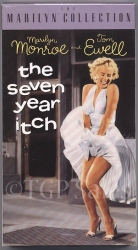 Marilyn Monroe - Seven Year Itch (collectible VHS tape)