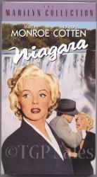 Marilyn Monroe - Niagara (collectible VHS tape)