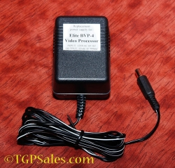 Replacement power supply for Elite BVP-4 Video Processor