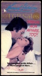 Pardon Mon Affaire Too! (collectible VHS tape)