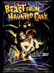 Beast From Haunted Cave (collectible DVD)