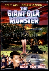 The Giant Gila Monster (collectible DVD)
