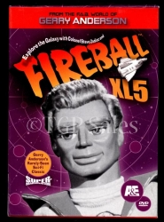 Fireball XL5 (collectible 5 DVD set) ISBN 0767051394