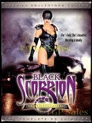 Black Scorpion - The TV Series (2001) - 6 disc set (collectible DVD) stars Michelle Lintel
