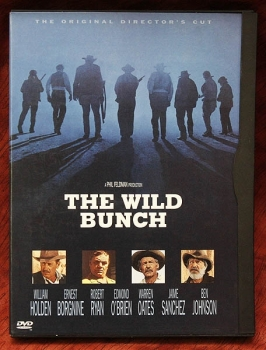 The Wild Bunch (collectible DVD)