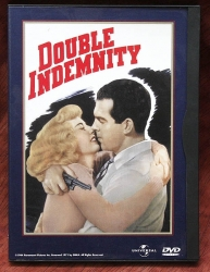 Double Indemnity (collectible DVD)