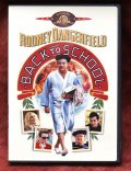 Back to School - Rodney Dangerfield (collectible DVD)