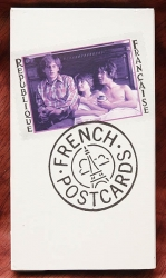 French Postcards (1979)  (collectible VHS tape)