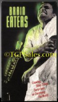 Brain Eaters - camp 1950's sci-fi (collectible VHS tape) stars Ed Nelson - Like new!