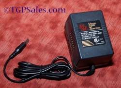 Replacement power supply for Nintendo NES game system NES002