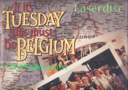 If It's Tuesday This Must Be Belgium (collectible Laserdisc)