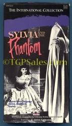 Sylvia and the Phantom - French w. Eng subtitles  (used VHS tape)
