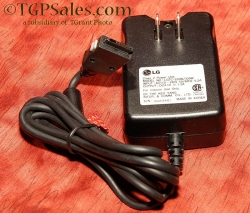 Plug-in Power Supply - LG mod. LGTC-320W/330W -  output DC4.1v 1.2A; input  110-240vac