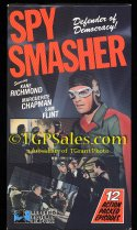 Spy Smasher (1942) Republic Pictures serial VHS RARE not on DVD
