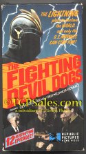 Fighting Devil Dogs (1938) - Republic Pictures serial -  used VHS - 1715313030