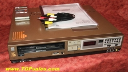 SOLD - Sony Betamax SL-2405 Beta VCR [TGP 343]