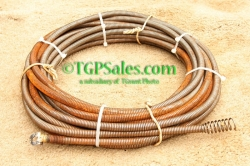 """Drain Cable 1/2""""OD x 50' - fits Marco, Cobra and others"""