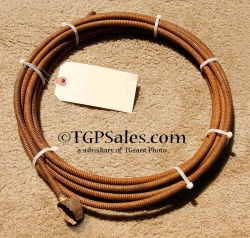 """Drain Cable 3/8"""" O.D. x 25 ft. - drain cleaning snake"""