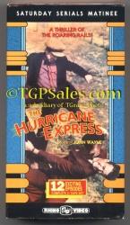 The Hurricane Express (1932) - Saturday Serials Matinee -  used VHS - Rhino Home Video RNVD 2418