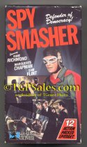 Spy Smasher (1942) - Republic Pictures serial -  used VHS - Republic Pictures ISBN: 1-55526-515-4