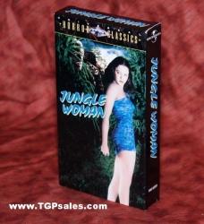 Jungle Woman (1944) Universal Horror Classics VHS, ISBN: 0-7832-2811-2