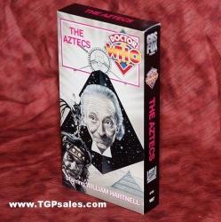 Doctor Who: The Aztecs (1964) CBS/FOX Home Video VHS, ISBN: 0-7939-8100-X