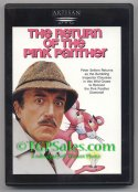 Return of the Pink Panther - Peter Sellers (collectible DVD) ISBN 0-7840-1264-4