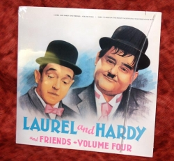 Laurel & Hardy and Friends Vol. 4 - Double Whoopee -  Jean Harlow (collectible Laserdisc)