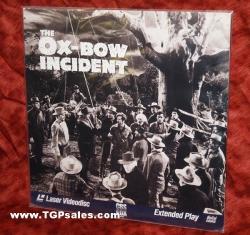 The Oxbow Incident - Henry Fonda, Dana Andrews  (collectible Laserdisc)