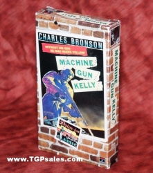 Machine Gun Kelly (1958) RCA/Columbia Pictures Home Video VHS, ISBN: 0-8001-0624-5