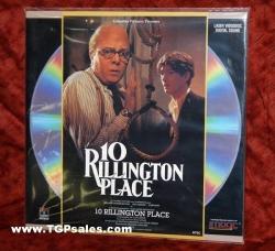 10 Rillington Place - Richard Attenborough (collectible Laserdisc)