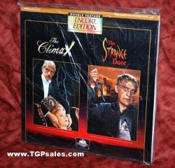 Boris Karloff in the Climax & The Strange Door (Classic collectible Laserdisc)