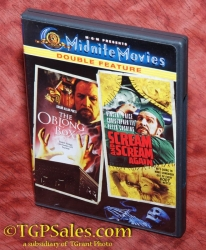 Oblong Box + Scream and Scream Again - Vincent Price - Christopher Lee - DVD - ISBN 0-7928-5315-6