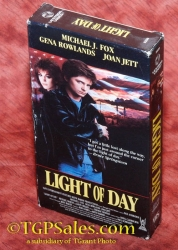 Light of Day - VHS Joan Jett  - Michael J. Fox