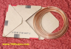 "Refrigeration tubing 1/4"" x approx 40'"