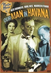 Our Man in Havana - Alec Guiness (collectible DVD) ISBN 1-4359-4439-9