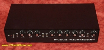 Elite DX77  Broadcast Video Processor (identical to BVP-4 Plus) [tgp469]