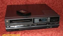 Toshiba Beta format VCR V-M521 w. remote [TGP765]
