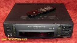 Aiwa HX-MX1 Multi-system VHS VCR with remote - PAL NTSC MESECAM [TGP-226]