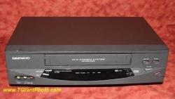 Daewoo DV-T8DN - refurbished VCR [TGP3538]