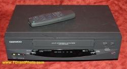Daewoo DV-T8DN - Hi-Fi sound - refurbished VCR [TGP1318]