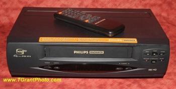 Philips VRX360AT VHS  VCR - 4 head Hi-Fi Stereo [TGP0416]