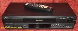 JVC Super VHS ET Plug & Play, w. Remote Control, HR-S3902U [TGP0543]