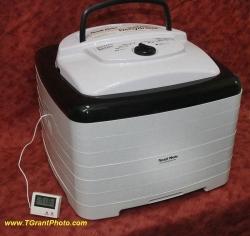 ULTRA Professional Video Tape Baking Dehydrator w. digital temp probe [TGP857]