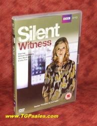 Silent Witness Series 13 & 14 - PAL Region 2 - 6 disc DVD set - UPC 5051561034435