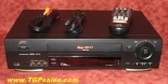 JVC Super VHS ET Plug & Play, w/ JVC Remote Control, HR-S3800U Hi-Fi with video stabilizer